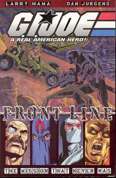 Image: G.I. Joe: Frontline Vol. 1: The Mission That Never Was SC  - Devils Due Publishing