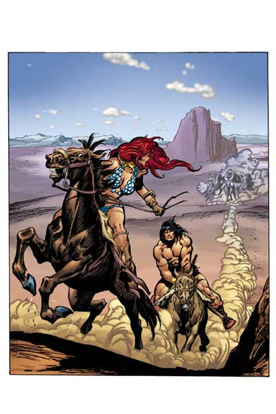 Image: Chronicles of Conan Vol. 08: Brothers of the Blade & Other Stories SC  - Dark Horse Comics