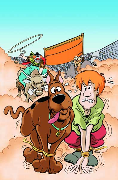 Image: Scooby-Doo Vol. 03: All Wrapped Up SC  - DC Comics
