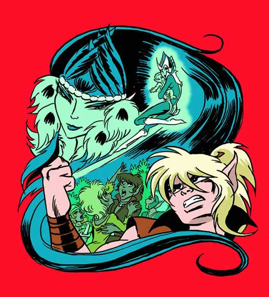Image: Elfquest: The Grand Quest Vol. 07 SC  - DC Comics