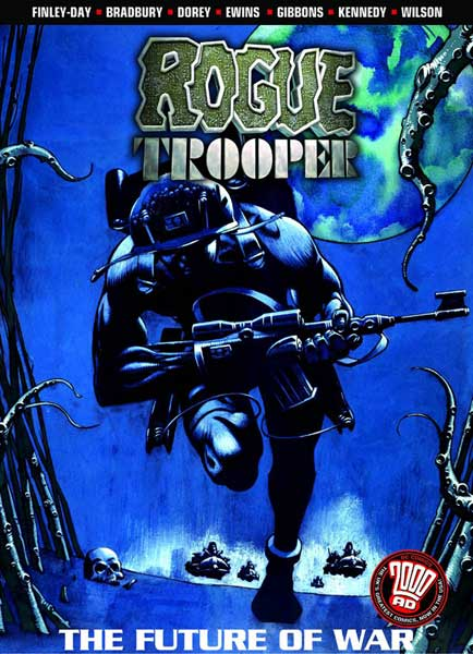 Image: Rogue Trooper: Future War SC  - DC Comics