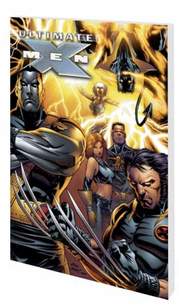 Image: Ultimate X-Men Vol. 10: Cry Wolf SC  - Marvel Comics