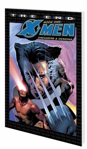 Image: X-Men: The End Book 1 - Dreamers & Demons SC  - Marvel Comics