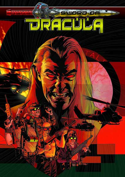 Image: Sword of Dracula SC  - IDW Publishing