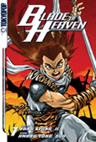 Image: Blade of Heaven Vol. 01 SC  - Tokyopop