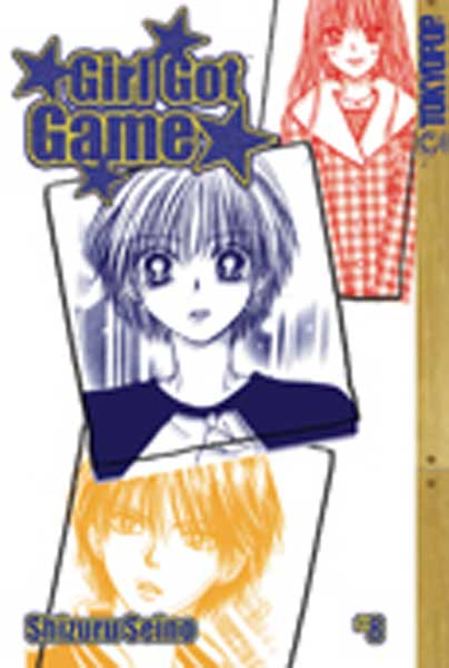 Image: Girl Got Game Vol. 8 SC  - Tokyopop