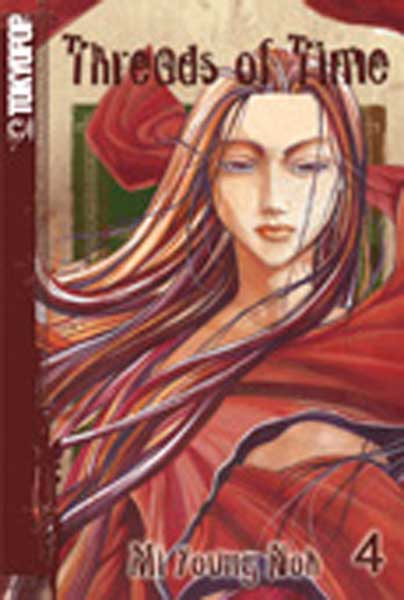 Image: Threads of Time Vol. 04 SC  - Tokyopop