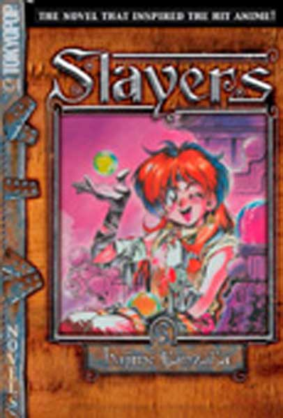 Image: Slayers Novel Vol. 03: The Ghost of Sairaag SC  - Tokyopop
