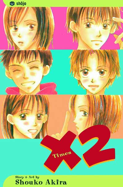 Image: Times Two Vol. 01 SC  - Viz Media LLC