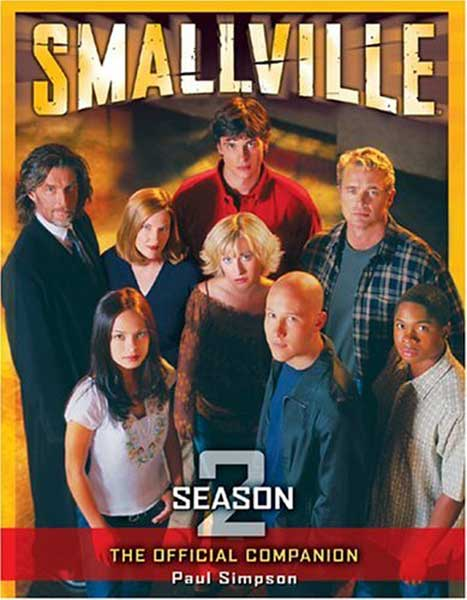 Image: Smallville: Official Companion Season 2 SC  -