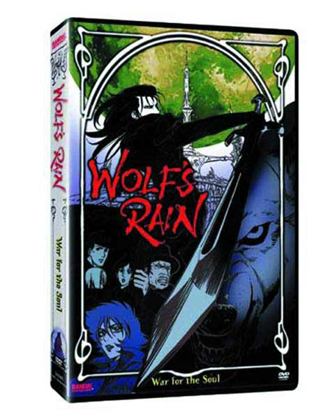Image: Wolf's Rain Vol. 05: War for the Soul DVD  -