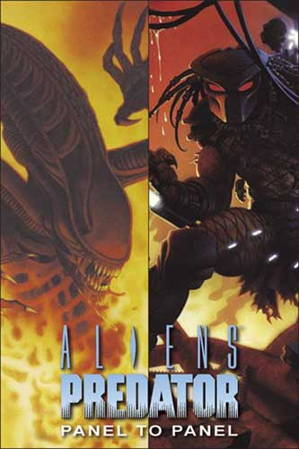 Image: Aliens / Predator: Panel to Panel SC  - Dark Horse Comics