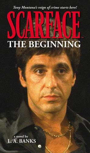 Image: Scarface: The Beginning Novel  (pb) - Dark Horse Comics