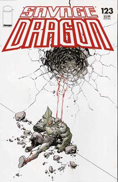 Image: Savage Dragon #123 - Image Comics