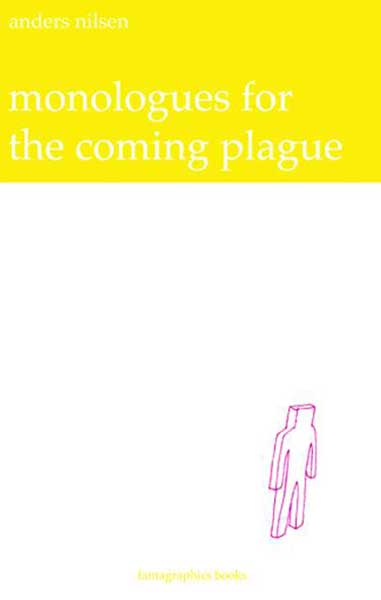 Image: Monologues for the Coming Plague SC  - Fantagraphics Books
