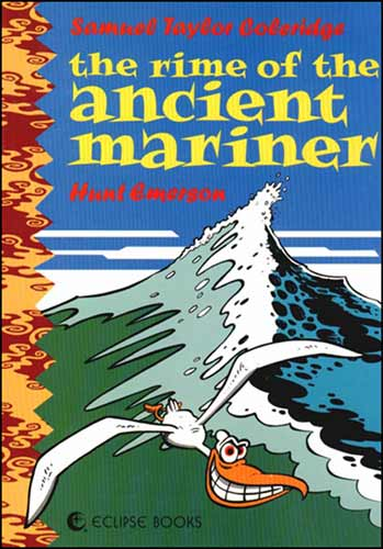 Image: Rime of the Ancient Mariner  (tpb) - Eclipse Comics