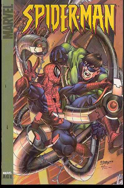 Image: Marvel Age Spider-Man Vol. 01: Fearsome Foes  (digest) - Marvel Comics