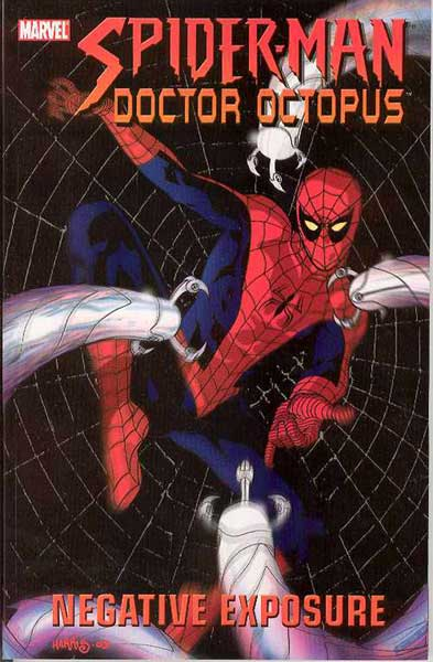 Image: Spider-Man / Doctor Octopus: Negative Exposure SC  - Marvel Comics