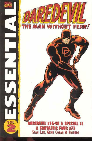 Image: Essential Daredevil Vol. 02 SC  - Marvel Comics