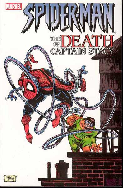 Image: Spider-Man: The Death of Captain Stacy SC  - Marvel Comics