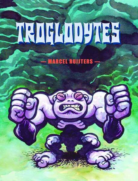 Image: Troglodytes SC  - Top Shelf Productions