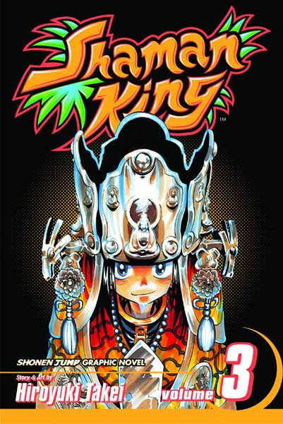 Image: Shaman King Vol. 03 SC  - Viz Media LLC