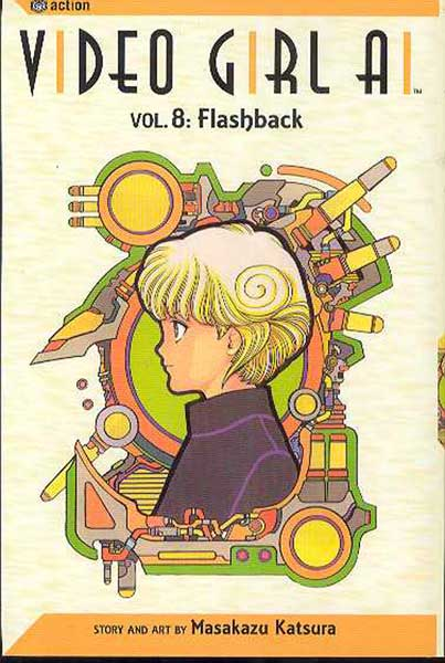 Image: Video Girl Ai Vol. 08: Flashback SC  - Viz Media LLC