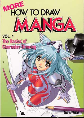 Image: More How to Draw Manga Vol. 1 SC  -