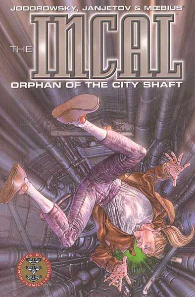 Image: Incal Vol. 01: Orphan of the City Shaft SC  - DC Comics