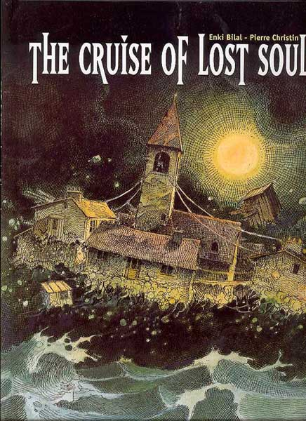 Image: Cruise of Lost Souls HC  - DC Comics