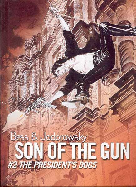 Image: Son of the Gun Vol. 02: President's Dogs HC  - DC Comics