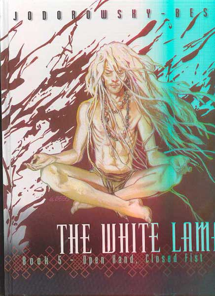 Image: White Lama Vol. 05: Open Hand, Closed Fist HC  - DC Comics