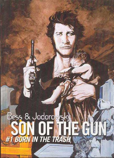Image: Son of the Gun: Born in the Trash HC  - DC Comics