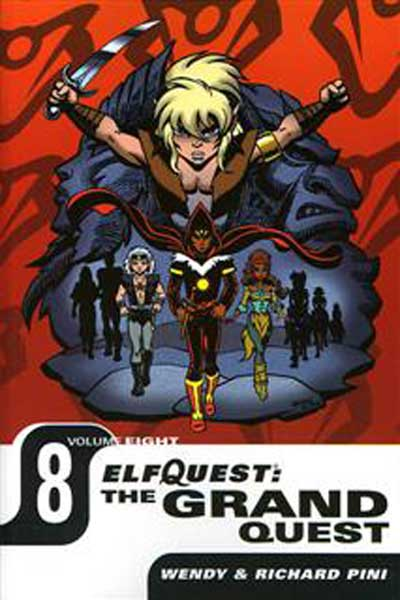 Image: Elfquest: The Grand Quest Vol. 08 SC  - DC Comics