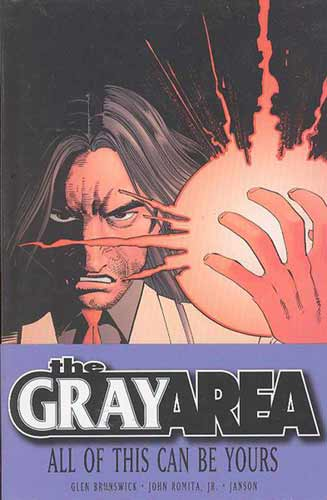 Image: Gray Area Vol. 01: All of This Can Be Yours  (signed hc) - Image Comics