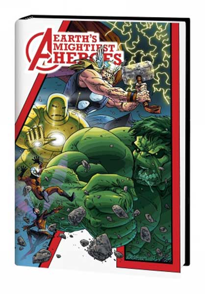 Image: Avengers: Earth's Mightiest Heroes HC  - Marvel Comics