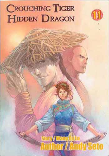 Image: Crouching Tiger, Hidden Dragon Vol. 11 SC  - HK Comics