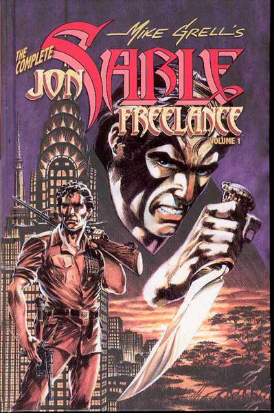Image: Complete Jon Sable, Freelance Vol. 01 SC  - IDW Publishing