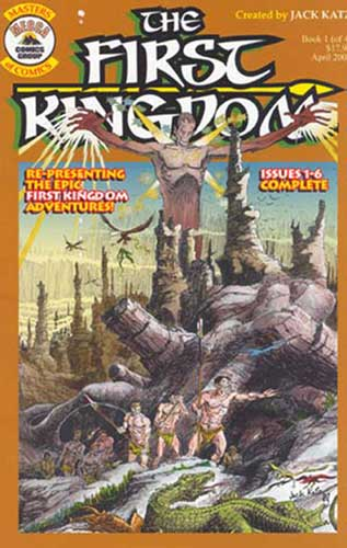 Image: First Kingdom Vol. 1 SC  - Century Comics