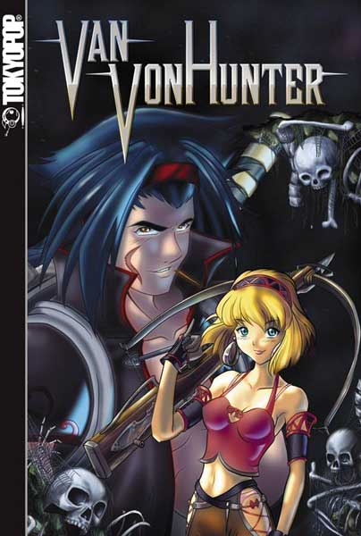 Image: Van Von Hunter Vol. 01 SC  - Tokyopop