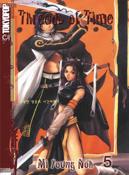 Image: Threads of Time Vol. 05 SC  - Tokyopop