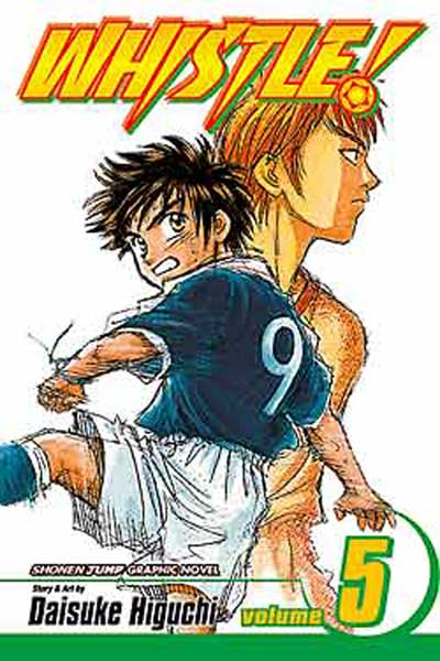 Image: Whistle Vol. 05 SC  - Viz Media LLC
