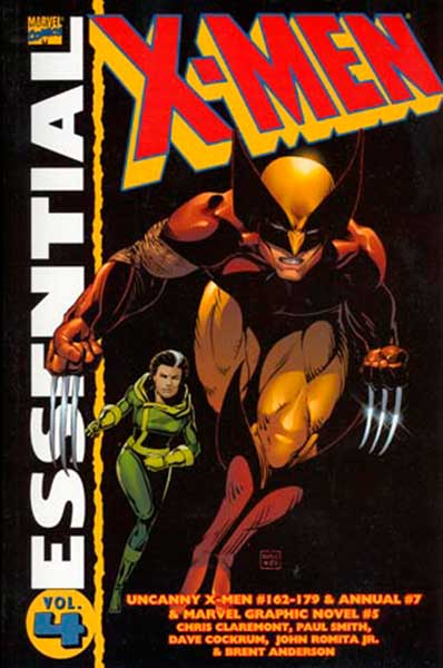 Image: Essential X-Men Vol. 04 SC  (new printing) - Marvel Comics