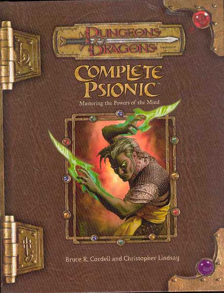 Image: Dungeons & Dragons: Complete Psionic HC  -