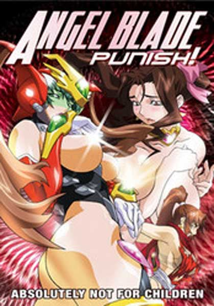 Image: Angel Blade Punish DVD  -