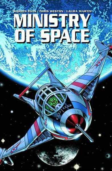 Image: Ministry of Space SC  - Image Comics