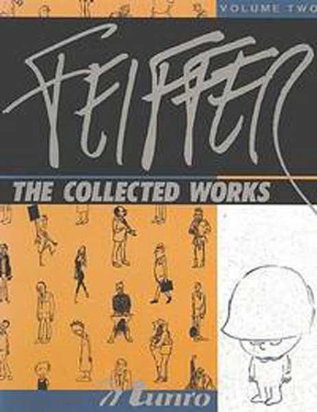 Image: Feiffer: The Collected Works Vol. 02 SC  - Fantagraphics Books