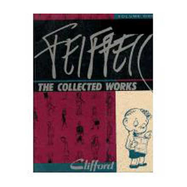 Image: Feiffer: The Collected Works Vol. 03 SC  - Fantagraphics Books