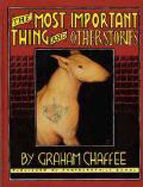 Image: Most Important Thing and Other Stories SC  - Fantagraphics Books