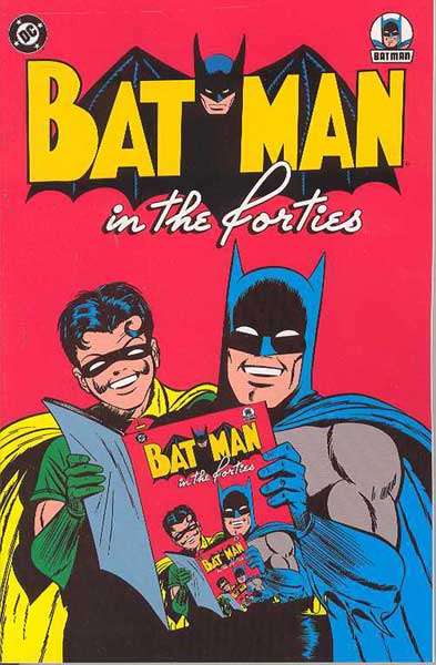 Image: Batman in the Forties SC  - DC Comics